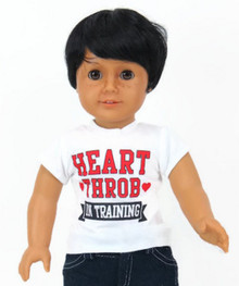 Heart Throb In Training T-shirt