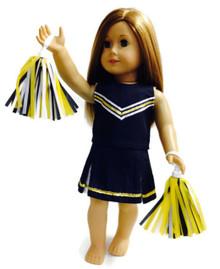Cheerleader-Navy