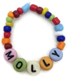 Beaded Bracelet-Molly