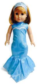 Mermaid Set-Sparkling Blue