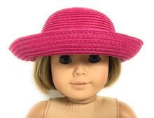 Dark Pink Hat