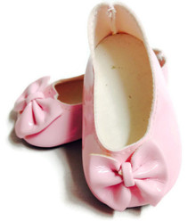 Bow Shoes-Pink