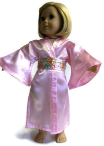 Kimono-Geisha-Pink