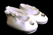 Communion/Wedding Shoes-Rhinestones