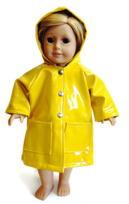 Raincoat-Yellow