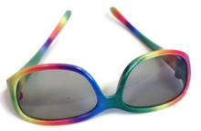Sunglasses-Rainbow Frame