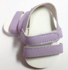 Sandals-Lavender