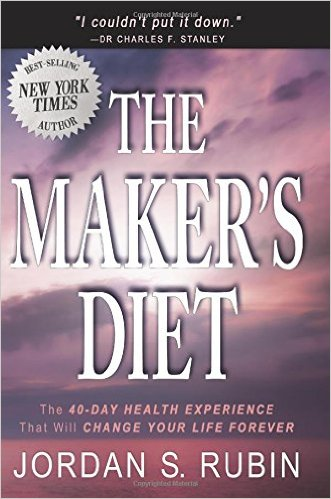 Jordan Rubins the Makers Diet