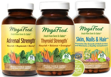 Megafood has tailored a range of natural, whole food formulations to address these specific needs and help you achieve your goal of true physical health and vitality. We have formulas for increasing your resistance to fatigue and tension, supporting an already healthy inflammatory response, supporting healthy vision and antioxidant protection.