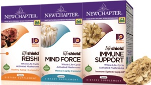 New Chapter Life Shield Immune Products