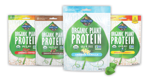 Organic Plant Protein is a Certified USDA Organic and Non-GMO Project Verified plant protein supplement that is different to any other protein in the Garden of Life line. Organic Plant Protein is uniquely formulated to have superior taste and texture, ideal for anyone looking for a clean protein supplement that is free of common allergens such as gluten, grains, dairy and soy.
