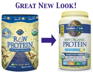 Raw Protein Great New Look