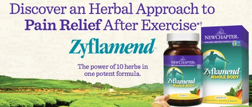 New Chapter Zyflamend for Inflammation