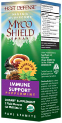 MycoShield Spray 1 oz Spray Peppermint