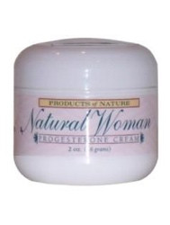 Natural Woman Progesterone Cream 2  oz Jar