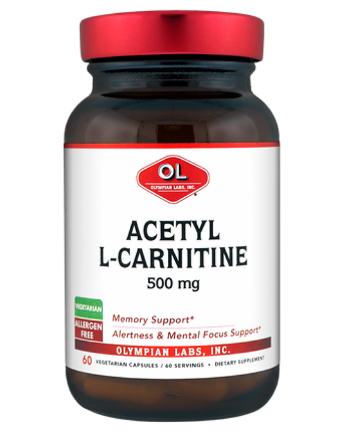 Olympian Labs Acetyl L-Carnitine