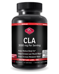 CLA (Conjugated Linoleic Acid) 1000 mg 210 Softgels