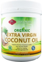 Olympian Labs Organic Coconut Oil