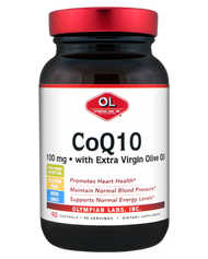 CoQ10 100 mg 90 Softgels