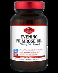 Evening Primrose Oil 1300 mg 60 Softgels