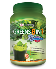 Olympian Labs Greens Protein 8 in 1 730 grams powder