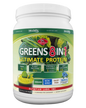 Olympian Labs Greens 8 in 1 Ultimate Protein 518 grams