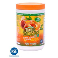 Youngevity BTT 2.0 Citrus Peach Fusion - 480 g canister
