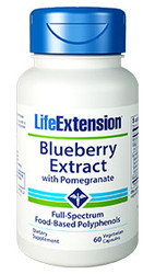 Blueberry Extract with Pomegranate 60 capsule