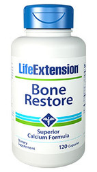 Bone Restore (Without K) 120 Capsules