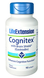 Cognitex with Brain Shield 90 Soft Gels
