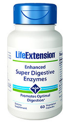 Enhanced Super Digestive Enzymes 60 Veg Capsules