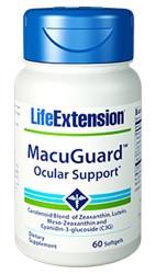 MacuGuard Ocular Support  60 Soft Gels