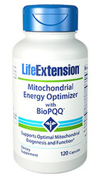 Mitochondrial Energy Optimizer with BioPQQ 120 capsules
