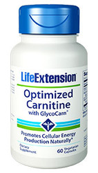 Optimized Carnitine with GlycoCarn 60 Capsules