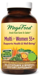 Multi Women 55 Plus 120 Tablets