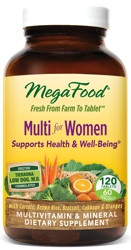 Multi Women Two Daily 120 Tablets