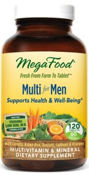 Multi Men Two Daily 120 Tablets