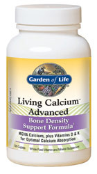 Living Calcium Advanced 120 Caplets