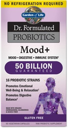 Dr Formulated Probiotics Mood Plus Shelf Stable 60 Capsules