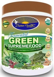 Divine Health Fermented Green Supremefood (Unsweet) 30 Days