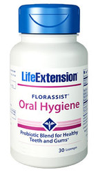 FLORASSIST Oral Hygiene Probiotic 30 lozenges