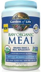 Raw Organic Meal Vanilla 949 gram