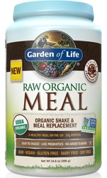 Raw Organic Meal Chocolate Cacao 986 gram