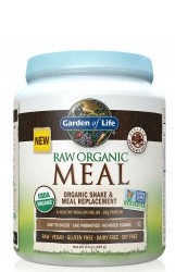 Raw Organic Meal Chocolate Cacao 493 gram