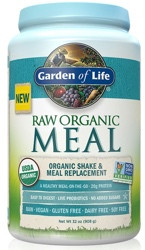 Raw Organic Meal Original 908 gram