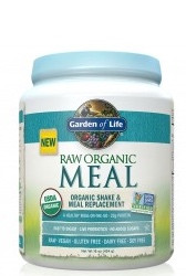 Raw Organic Meal Original 454 gram