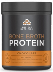 Ancient Nutrition Bone Broth Protein Chocolate 504 grams