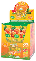 Youngevity Beyond Tangy Tangerine Citrus Peach Single Serving Pack