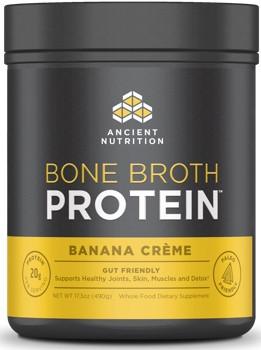 Ancient Nutrition Bone Broth Protein Banana Creme