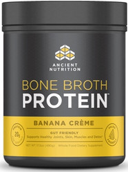 Bone Broth Protein Banana Creme 20 Servings